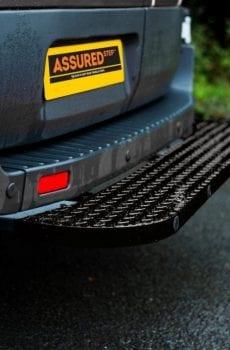 hubb-systems-assured-rear-van-step-black