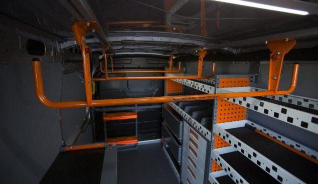 Ladder Cradle