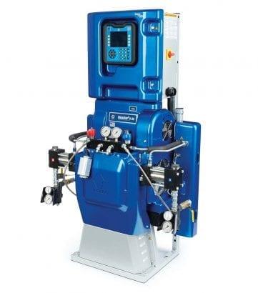 Line-X Spray machine