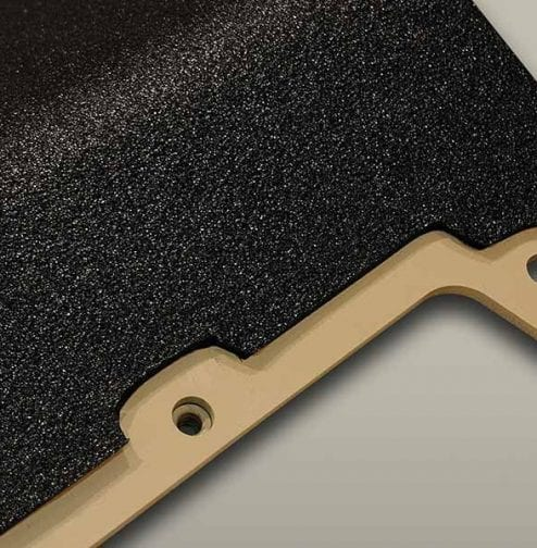 Line-X Plate coating detail