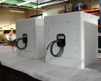 Line-X Speaker White