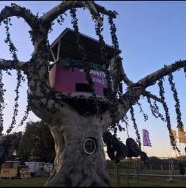 Line-X power tree